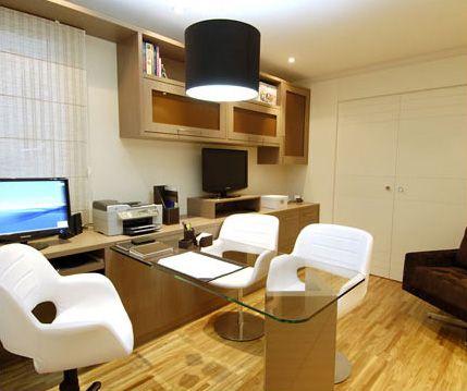 OFICINA EN CASA : Fotos de oficinas y escritorios