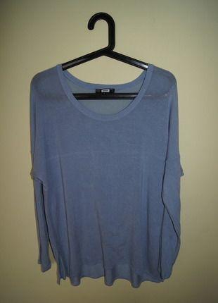 Kup mój przedmiot na #vintedpl http://www.vinted.pl/damska-odziez/swetry-z-dzianiny/10449843-piekny-dluzszy-sweter-oversize-basic