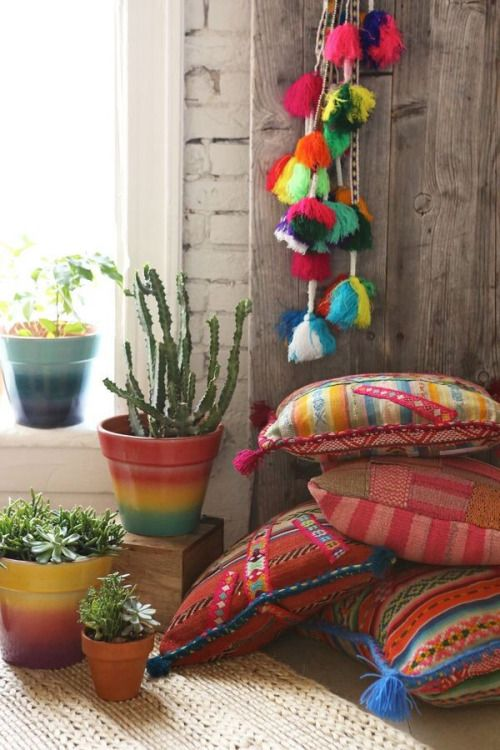 ☆Hippie Chic Bohemian Decor ☆