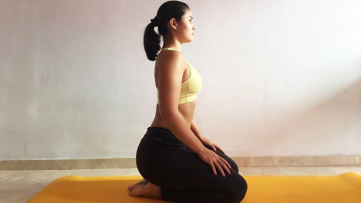 Primer paso para empezar a hacer yoga