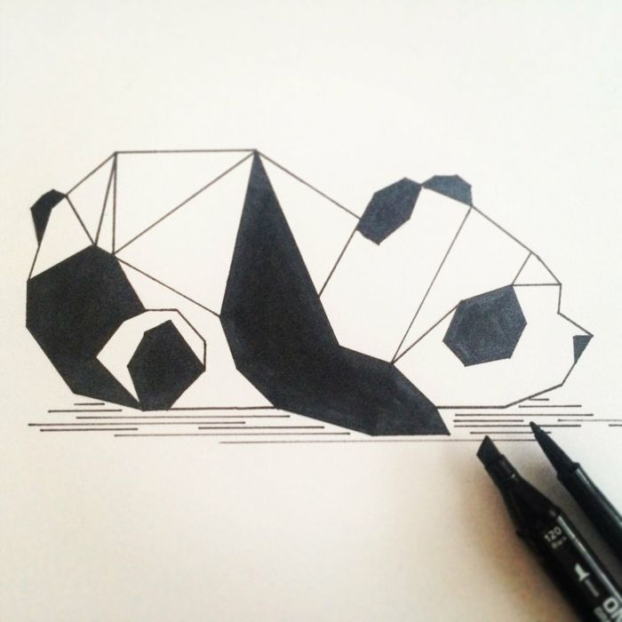 1263 best art images on pinterest a drawing abstract tattoo designs and abstract tattoos - Dessins geometriques ...