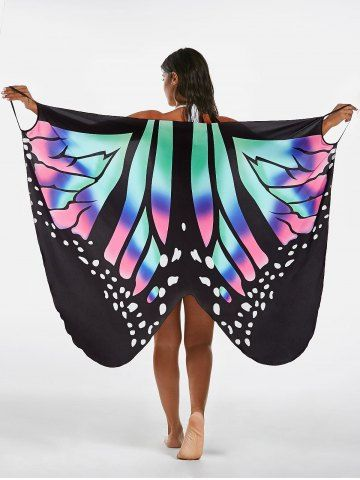GET $50 NOW | Join RoseGal: Get YOUR $50 NOW!http://m.rosegal.com/cover-ups-kaftans/butterfly-beach-wrap-cover-up-1189453.html?seid=9142464rg1189453