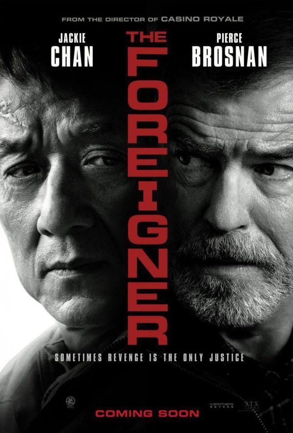 "TORRENT! Watch ""The Foreigner"" 2017 Full MOVIE - PINTEREST"