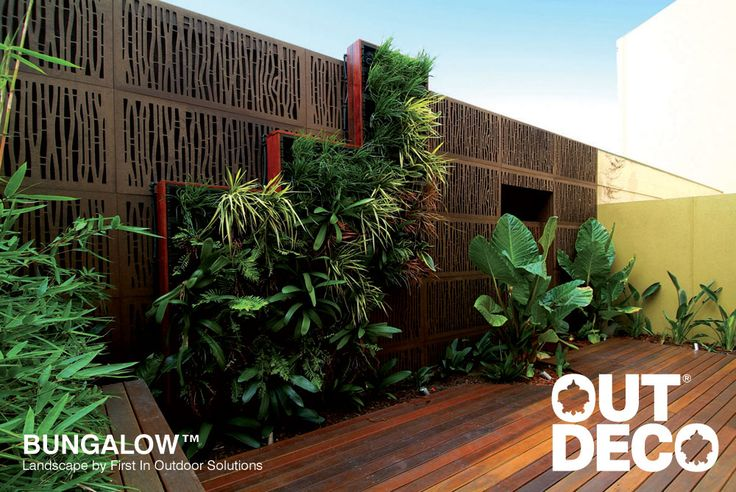 OutDeco screening.  I would like to cover some of the fence near the patio...    Google Image Result for http://connollys.com.au/wp-content/uploads/2012/11  /OUTDECO_Bungalow-WM.jpg