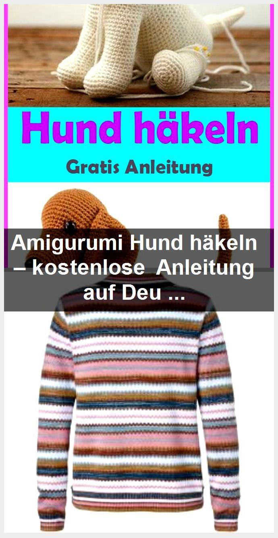 Häkelanleitung, DIY - Hund Amelie - Ebook, PDF | Tiere häkeln ... | 1330x690
