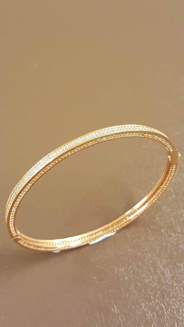 gold bracelet in 14k