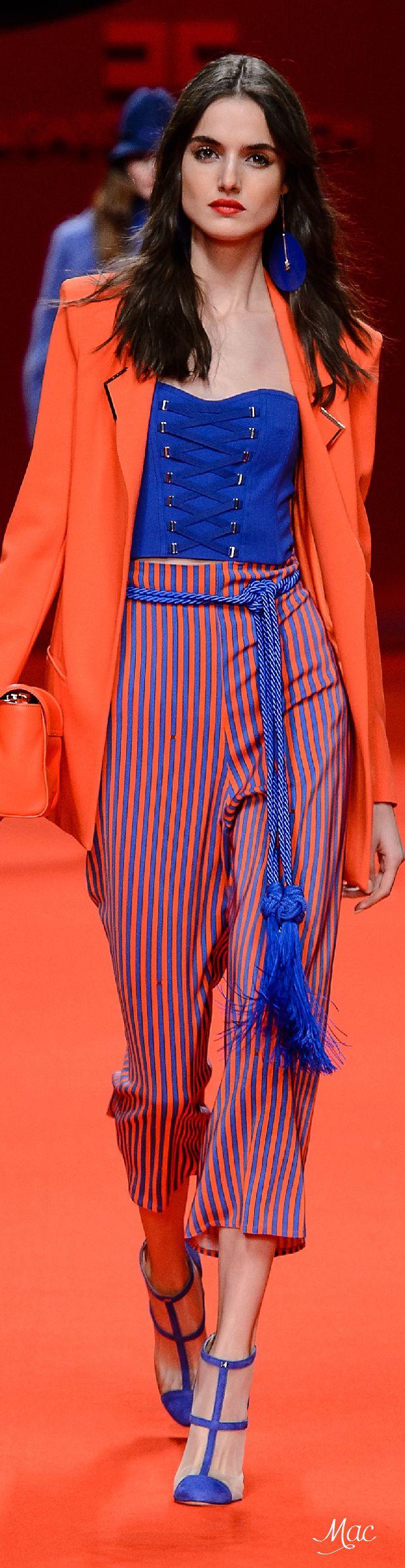 Fall 2016 Ready-to-Wear Elisabetta Franchi