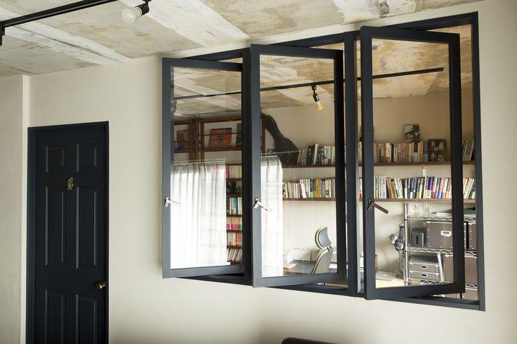 「リノベの最新情報」の「《リノベのトレンドvol.13》室内窓・内窓なら外窓の少ないマンションの採光・換気も叶える!」