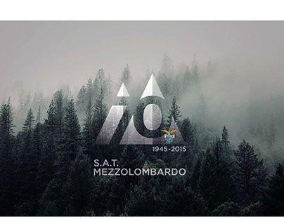 logo design 70th Anniversary S.A.T.