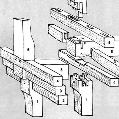 medieval carpenter plans floor
