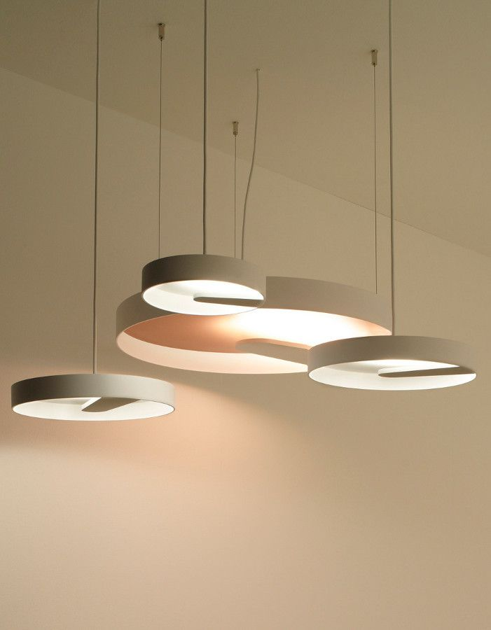 LED pendant lamp LIPPS by Trizo21 | #design Luc Ramael