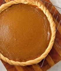 Traditional Pumpkin Pie Perfected! How to make a homestyle pumpkin pie from scratch or from a can. From scratch: cut pumpkin in half, clean, cover outside with canola oil, roast at 375 for 20 minutes.