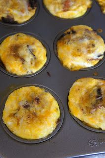 Muffin Omelettes: Savory Sweet and Satisfying