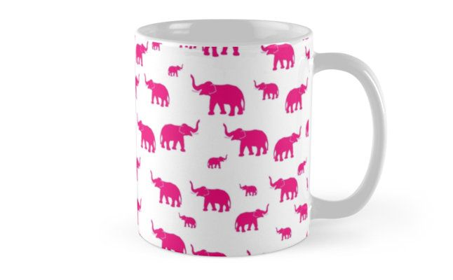 Elephant pattern by Stock Image Folio
