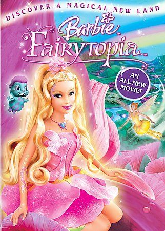 Barbie - Fairytopia (DVD, 2005)