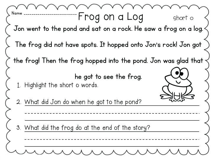 1st Grade Reading Worksheets - Best Coloring Pages For Kids 1st Grade  Reading Worksheets, 1st Grade Writing Worksheets, Reading Worksheets