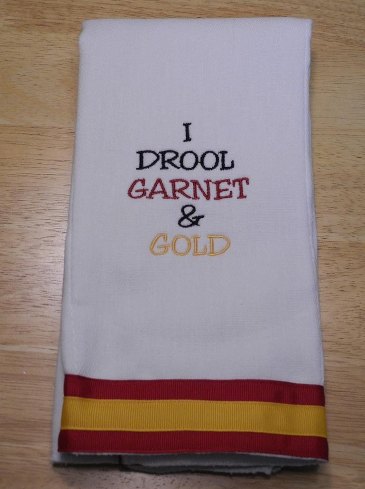 FSU Seminoles Burp Cloth..Bennett totally needs this!