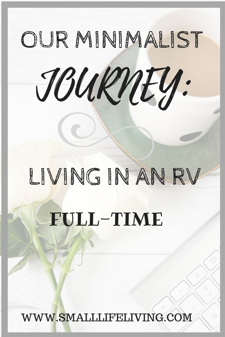 Full-Time RV Living With Kids | Tiny House | Full-Time RV Tips | Living In An RV With A Baby | MamaBearMartin.com Guest Post