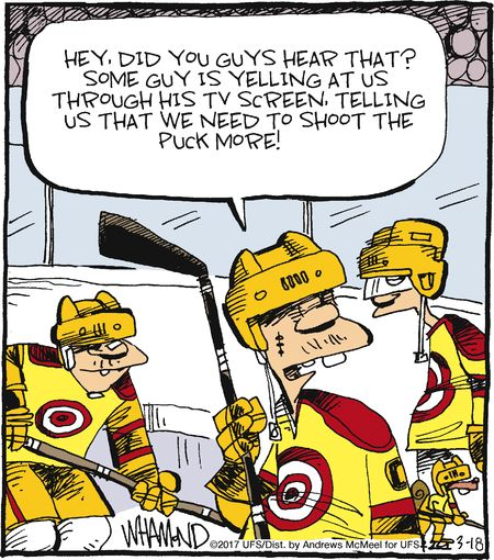 Reality Check by Dave Whamond for Mar 18, 2017 | Read Comic Strips at GoComics.com