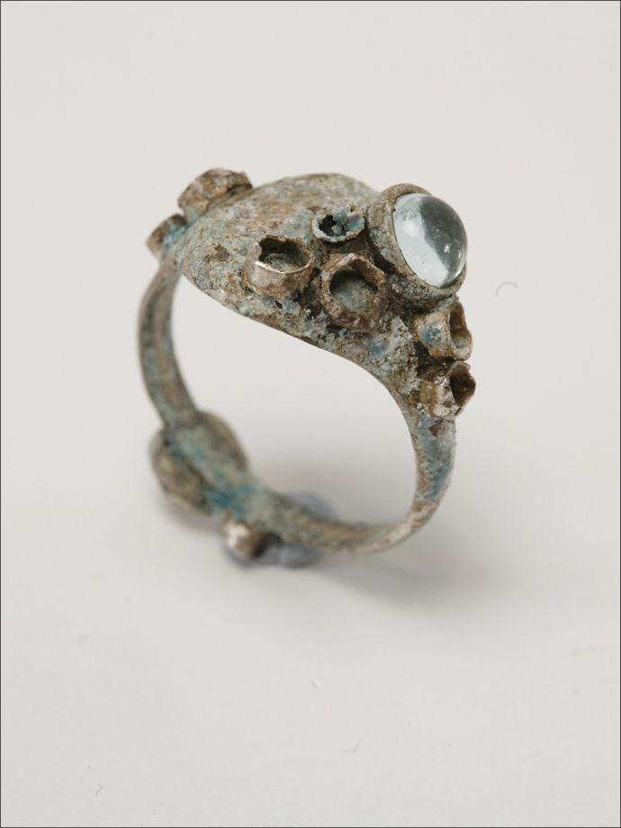 barnacle ring. kathleen jackson.