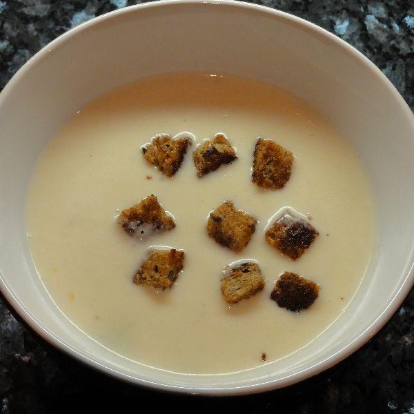 Vacherin-Suppe