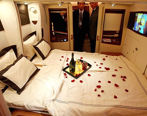 If you're looking to fly in style, it doesn't get much better than a first-class suite aboard the iconic Emirates airline.