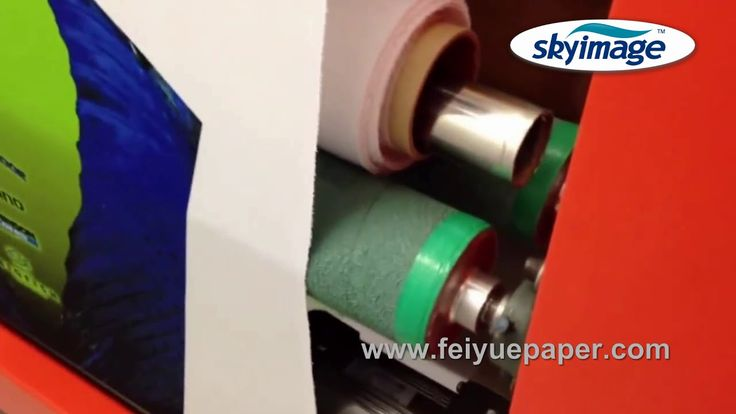 Economy 90sm Sublimation Paper works Better on 1.7m Roller Heat Transfer...