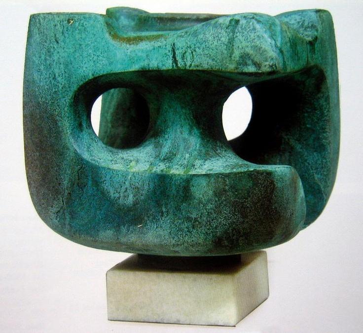 Guy Ngan brutalist sculpture