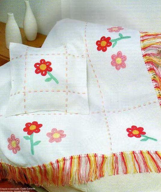 Mais de 1000 ideias sobre mantas para sof no pinterest - Cobertor para sofa ...