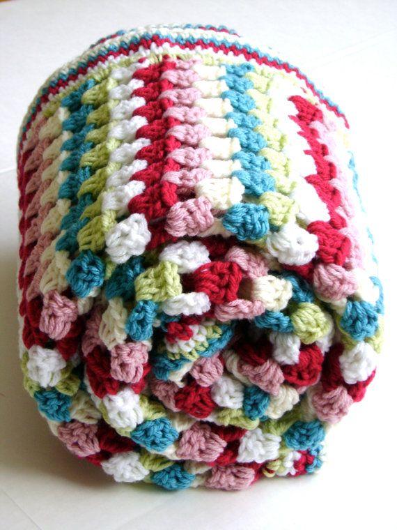 Cath Kidston Inspired Baby Blanket.