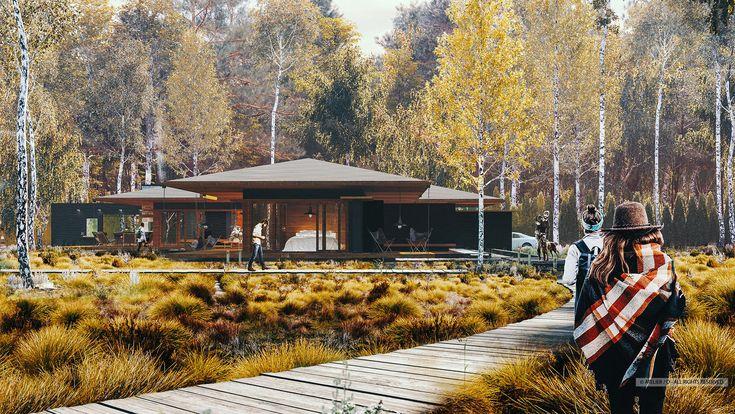 Atelier/D - Lodge in Bucovina