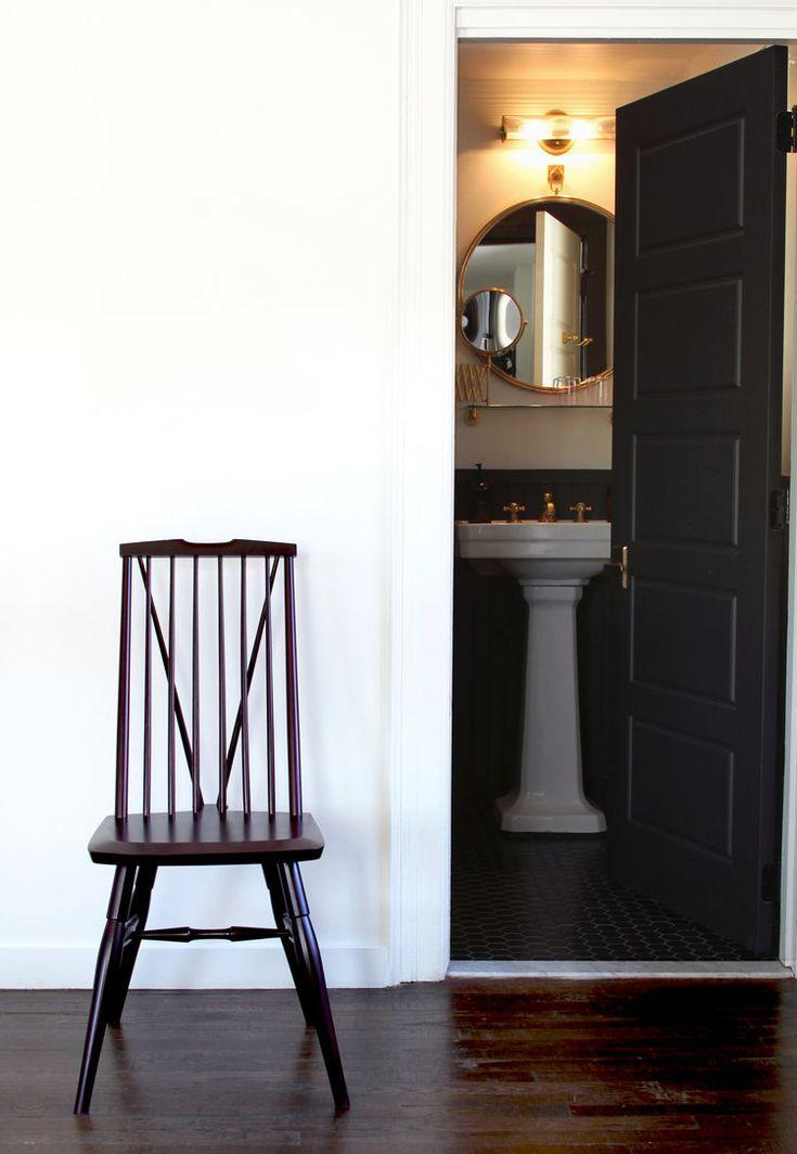 Ou0026G Studio Highback Windsor Contemporary Side Dining Chair Modern Andrew  Mau Designed Design Interior Braced Seating