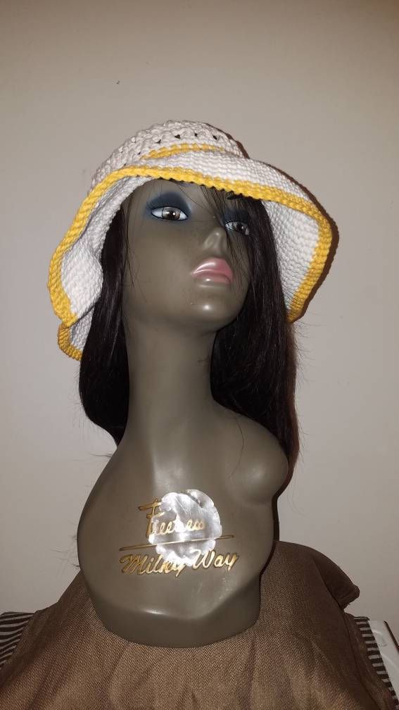 Excited to share the latest addition to my #etsy shop: Woman's White Cotton Crochet Sun Hat/ Floppy Hat. #accessories #hat #cottonclochehat #handmadefloppyhat #crochetsunhat #womanfloppyhat #sunhat #womancrochethat #crochetfloppyhat http://etsy.me/2HGlRaZ