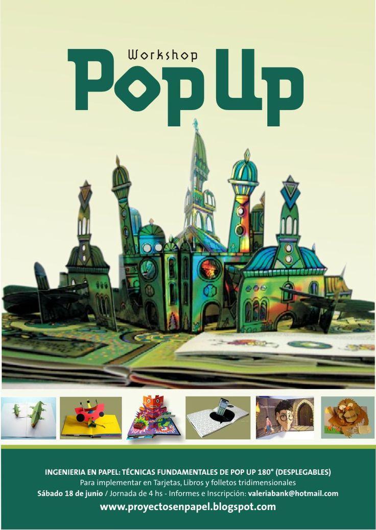 Libros Pop-Up Books Cards: pop-up