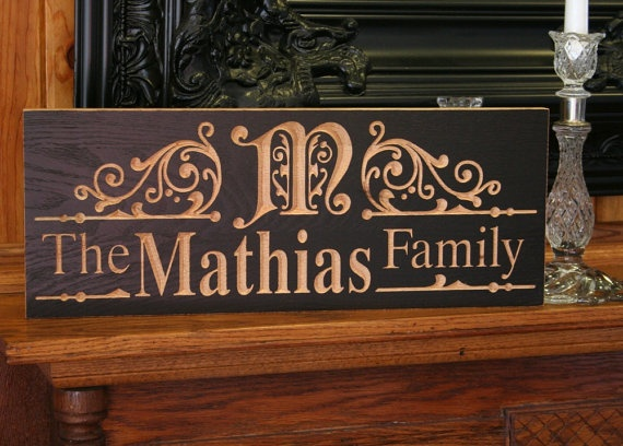 $36.95 #etsy @Etsy Benchmark Custom Signs on Etsy love his shop