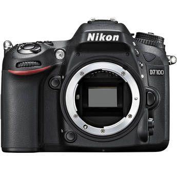 Nikon D7100 DSLR Camera Body 1513 620 5-star reviews B&H Photo