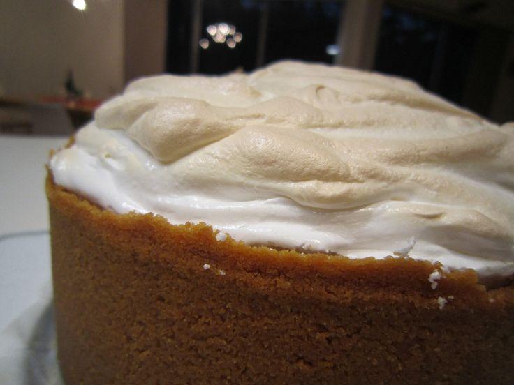 Lemon Meringue Cheesecake | Official Thermomix Recipe Community