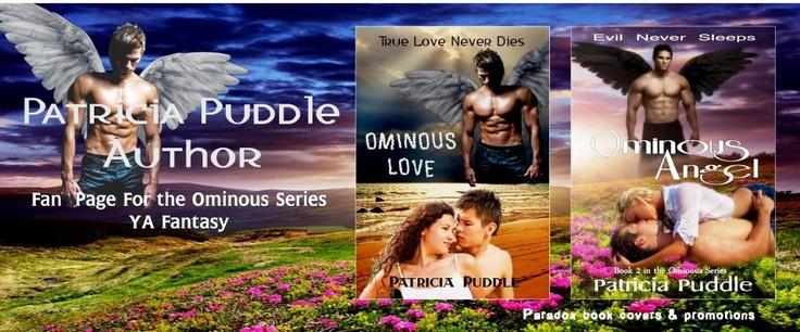 Paranormal Romance Series: Ominous Love (Book 1) Ominous Angel (Book 2)