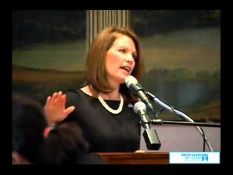 Michele Bachmann: Israel Can be Strong Without the US - Israel News