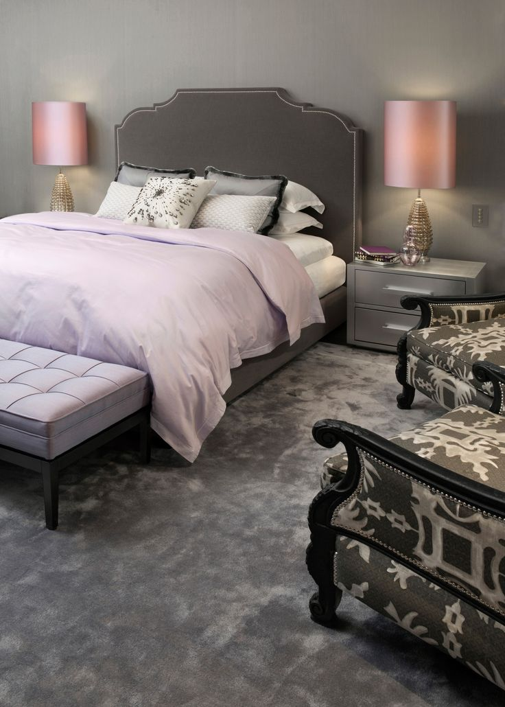 Global design russian inspired violet brilliance the decorista find this pin and more on brilliant bedrooms by highfashionhome