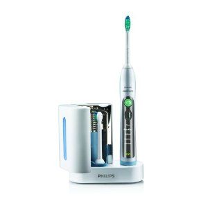 The Best Toothbrush, Philips Sonicare HX6972/10 FlexCare Plus Rechargeable Electric Toothbrush: Health & Personal Care