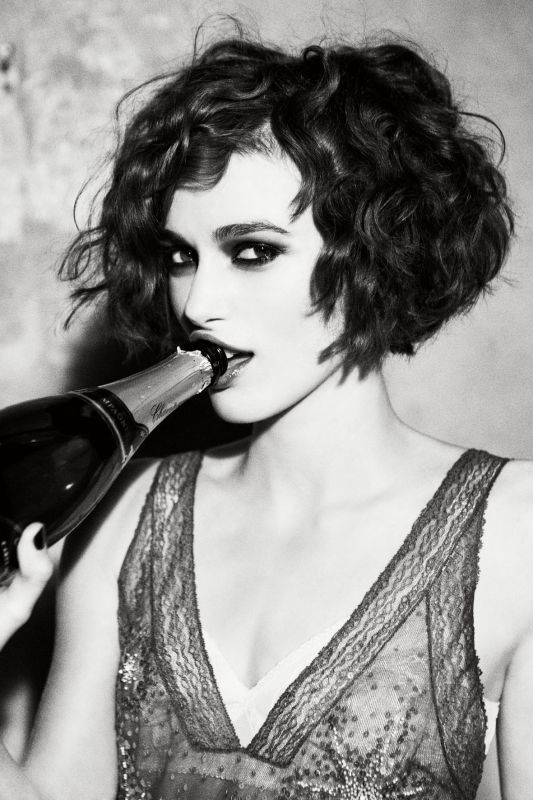 Keira Knightley photographed by Ellen von Unwerth