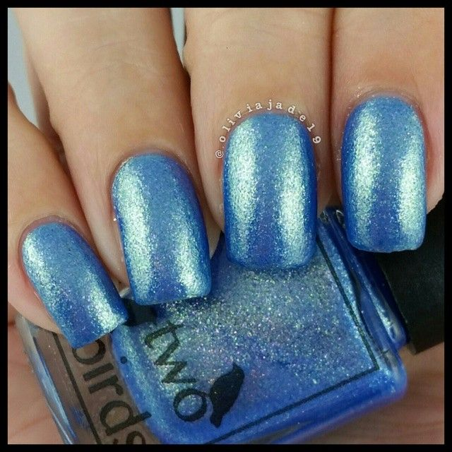 Polishes: Two Birds Afternoon Swim