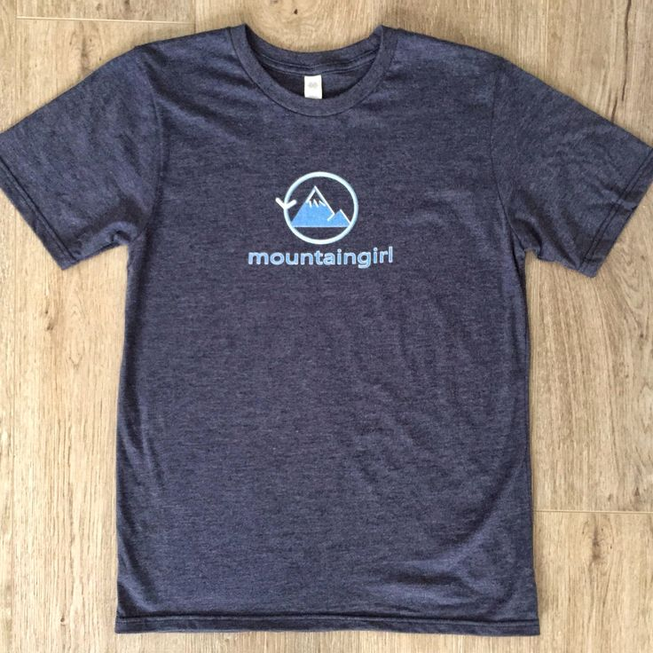 The wallet-friendly Mountain Girl Tee now on my Etsy shop https://www.etsy.com/ca/listing/560232096/mountain-girl-tee-womens-unisex-tri