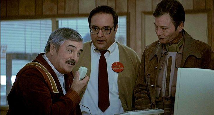 """Hello, computer?"" - Star Trek IV The Voyage Home, Paramount, 1987"