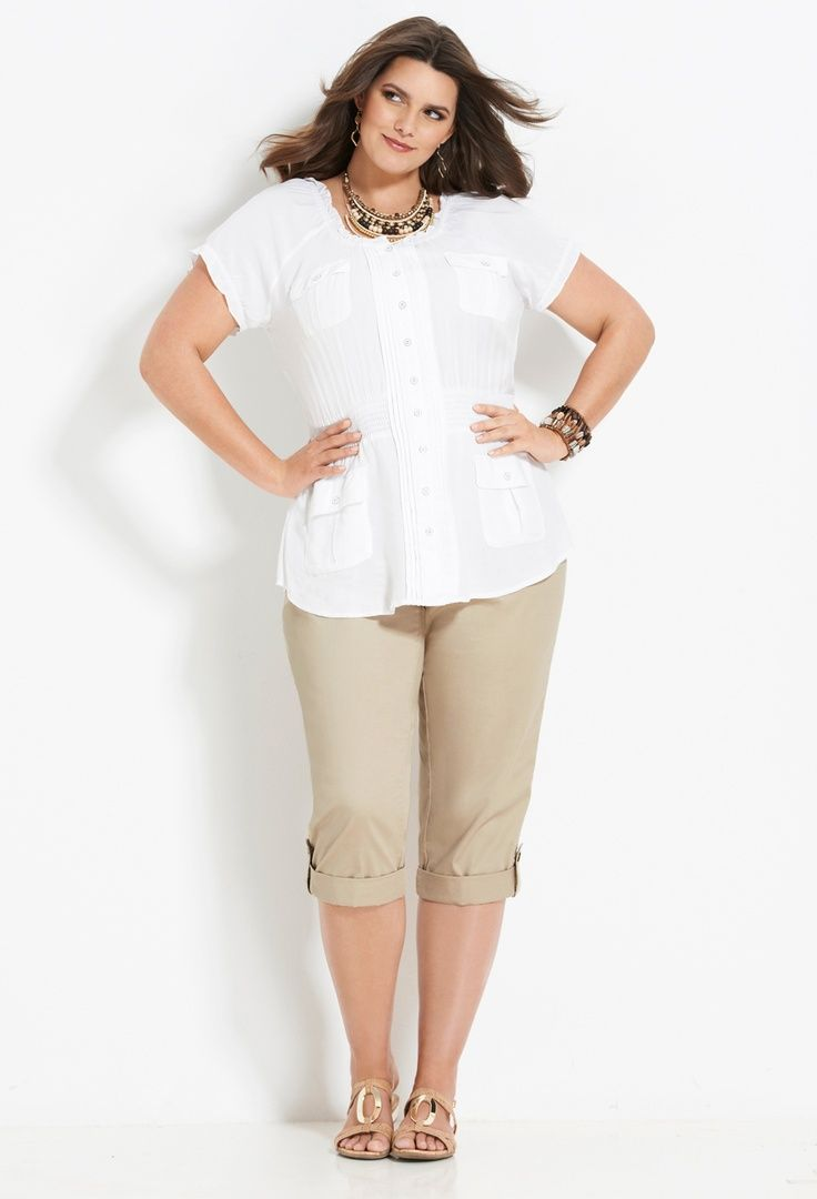 This increasing demand has led to the introduction of various styles of plus size clothing which are suitable for every occasion. Hence, women who wear plus size clothes have these available for every part of their lives and have a wide range to choose from.