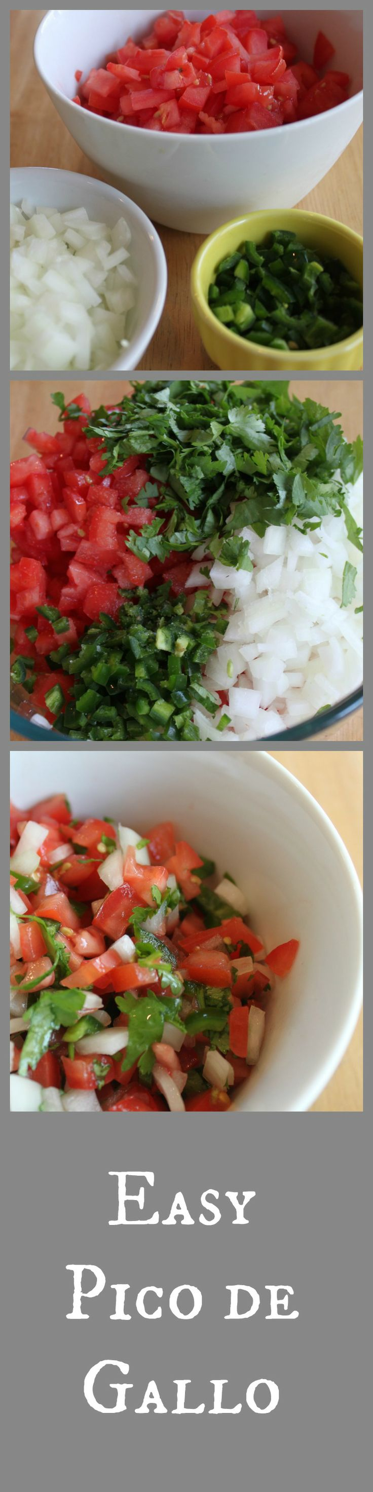 You'll never buy salsa again with this easy recipe!