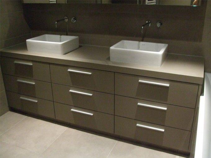 luxe badkamer op maat - Dagmar Buysse