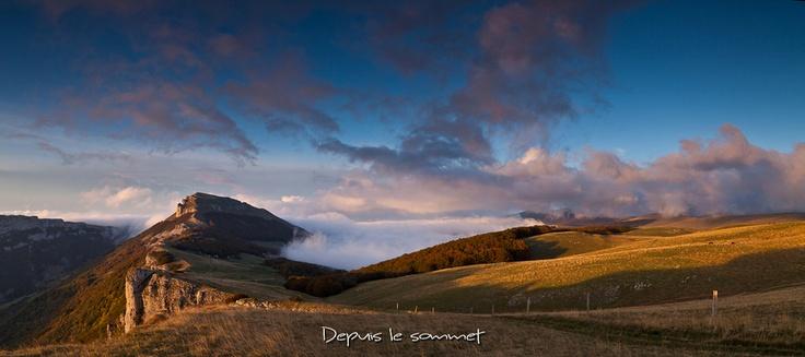 Plateau d'Ambel - Vercors