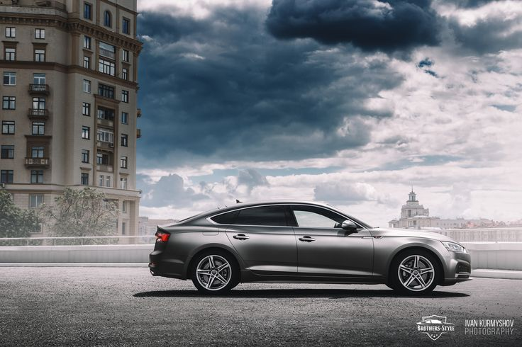Audi A5 Sportback '2016 by Man from Fotostation